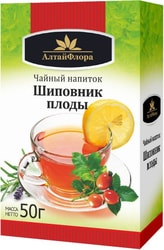 AltaiFlora Krasnogorskiy with wild rose, 50 g