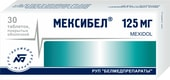 Belmedpreparations Mexibel, 125 mg, 30 tablets