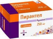 Farmland Pirantel, 250 mg, 3 tablets