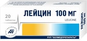 Belmedpreparations Leucine, 100 mg, 30 tablets