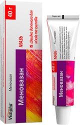 Vishpha Menovazan ointment, 40 g.
