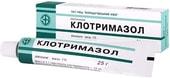 BHPF Clotrimazole ointment, 1%, 25 g.