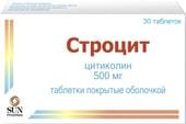 Sun Strocite, 500 mg, 30 tab.