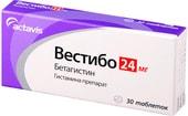 Actavis Vestibo, 24 mg, 60 tablets