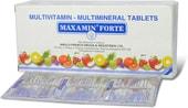 AFDIL Maxamine Forte, 10 tablets