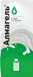 Actavis Almagel Susp, 170 ml.