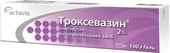 Actavis Troxevasin Gel, 2%, 100 g.