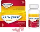 Bayer Calcemin Advance, 60 tablets
