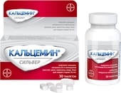 Bayer Calcemin Silver, 30 tablets
