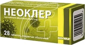 Biofarm Neocler, 5 mg, 28 tab.