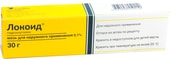 Astellas Lokoid ointment, 0.1%, 30 g.
