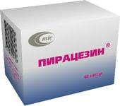 MIC Piracezin, 400 mg / 25 mg, 60 caps.