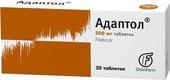 OlainFarm Adaptol, 500 mg, 20 tab.