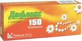 Pharmacare Diflox, 150 mg, 1 caps.
