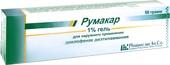 Pharmacare Rumacar Gel, 1%, 50 g.