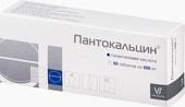Valenta Pantocalcin, 500 mg, 50 tab.